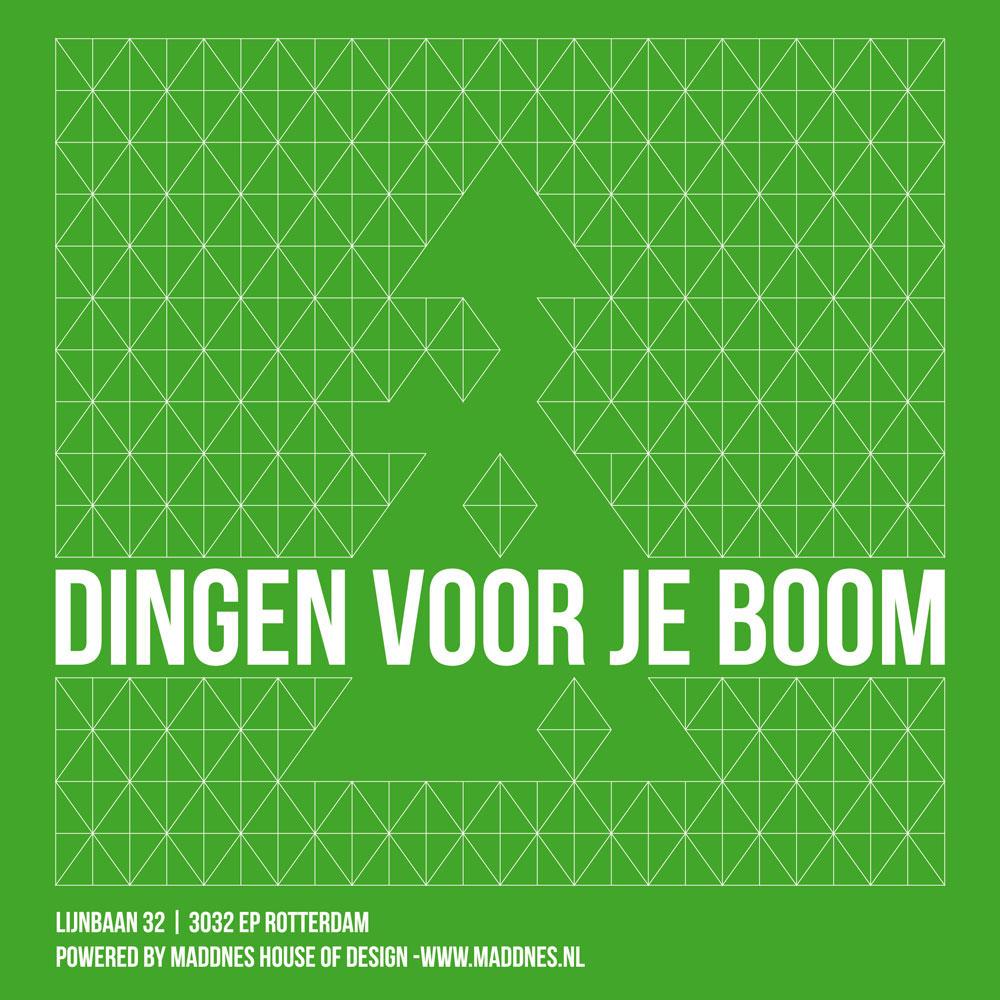 Logo Dingen voor je Boom