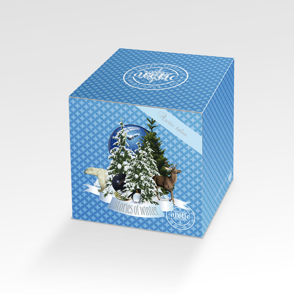Stories of Winter, gift box Arctic Tales.