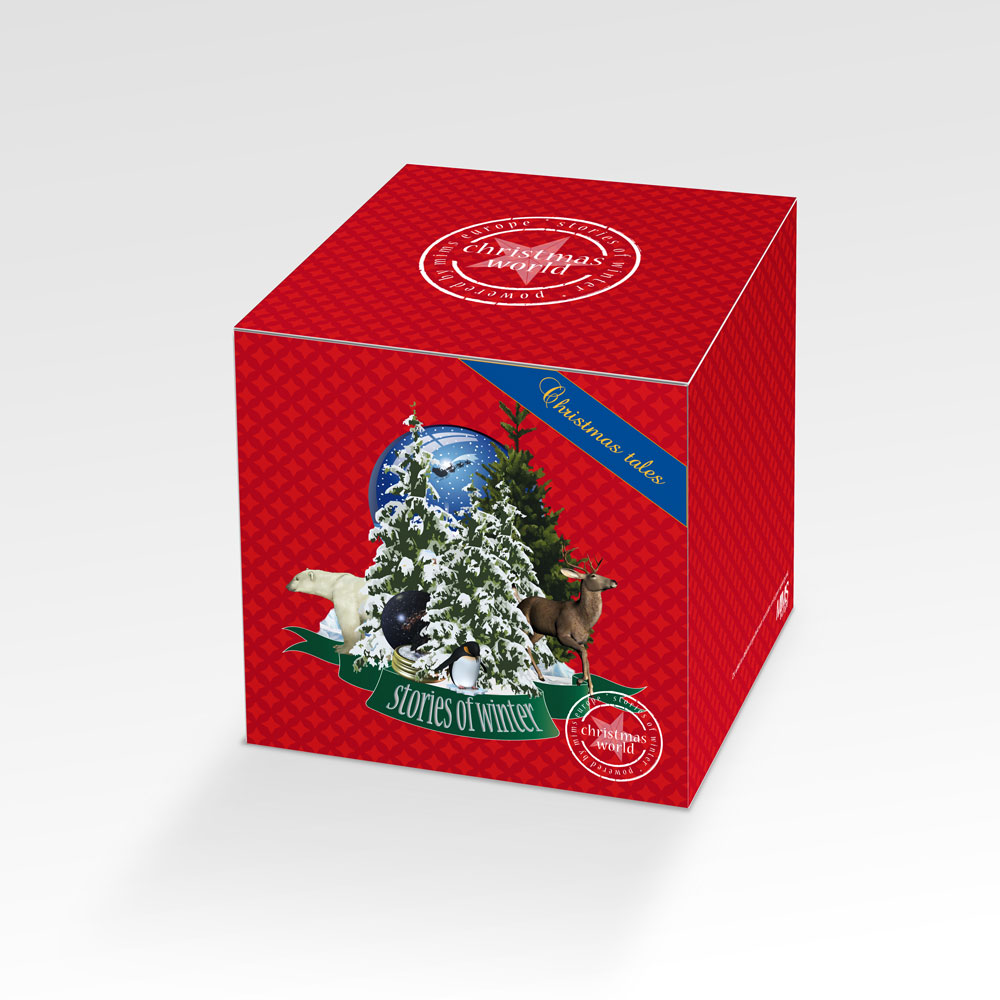 Stories of Winter, gift box Christmas Tales.
